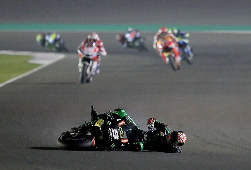Gagal di GP Qatar, Johann Zarco: Saya Harus Belajar dari Pengalaman