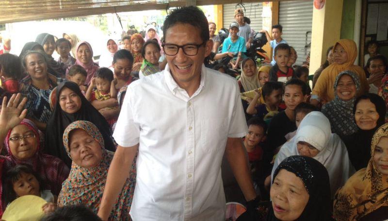 Program OK OCE, Sandiaga: Itu Bukan Hasil Jiplakan