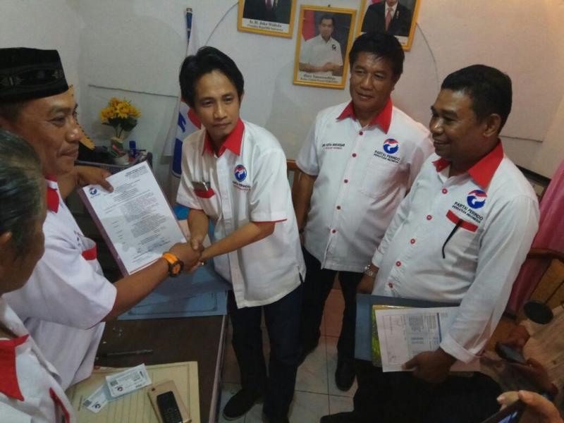 DPW Sulsel Terjun Langsung Verifikasi Internal DPC Bontoala Makassar