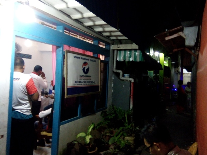 Perindo Makassar Dorong DPRt Perkuat Basis Lorong