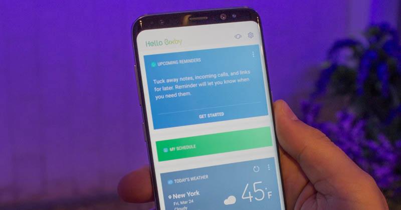 Asisten Virtual Bixby Masih Simpan Bug