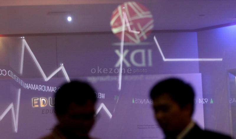Naik hingga 317%, BEI Hentikan Saham Bank Ina