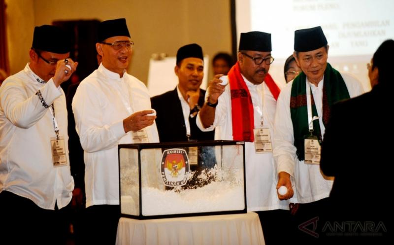 MK Tolak Gugatan Rano-Embay, Wahidin Jadi Gubernur Terpilih Banten