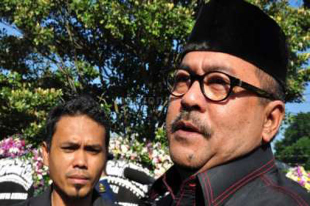 Rano Karno: Selamat Wahidin Halim-Andika, Selamat Bekerja