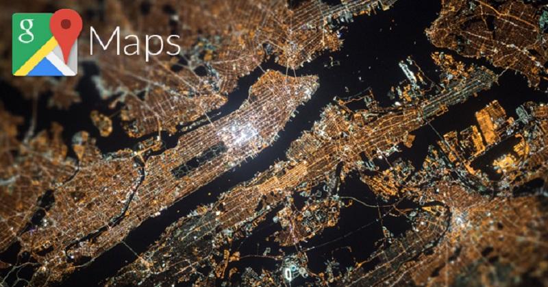 Tips Melihat Riwayat Lokasi Anda di Google Maps