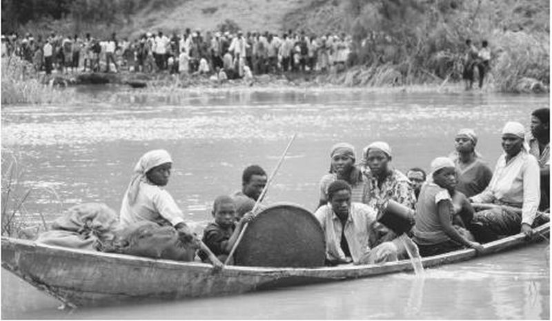 a comparison of cultures between the hutu and tutsi tribes of rwanda