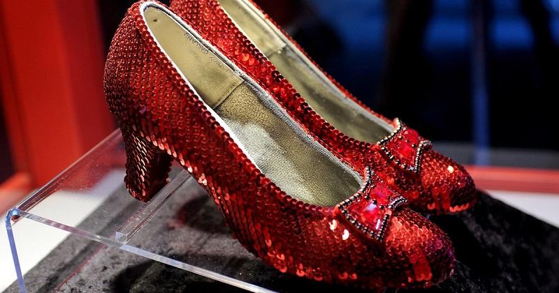 Ruby Slippers, Sepatu Termahal di Dunia Seharga Rp39