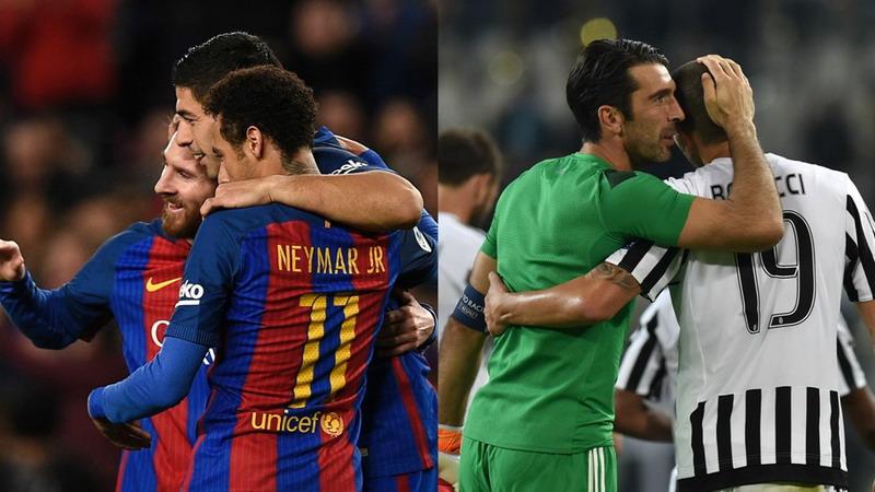 Jelang Juventus vs Barcelona, Bonucci Kenang Kekalahan di ...