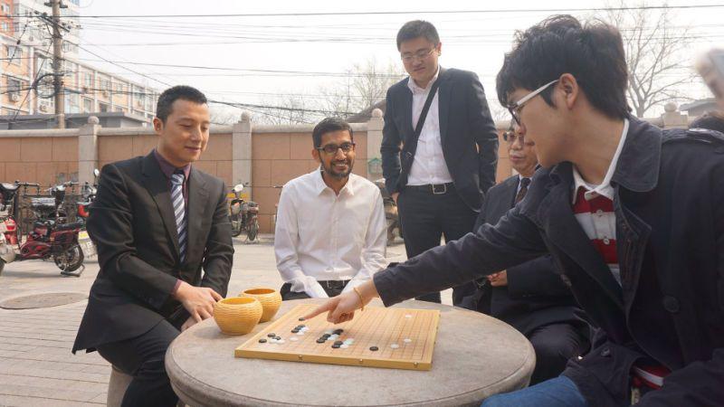Kalahkan Pemain Profesional, Google AlphaGo Kembali Tantang Manusia