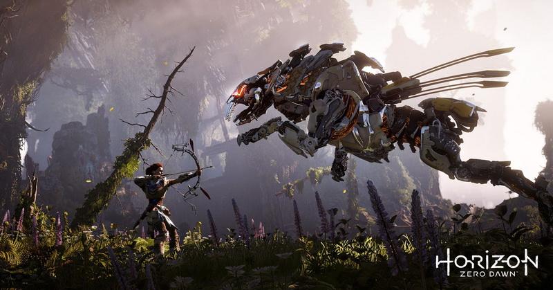 Menjajal Horizon Zero Dawn, Game dengan Grafis Gokil