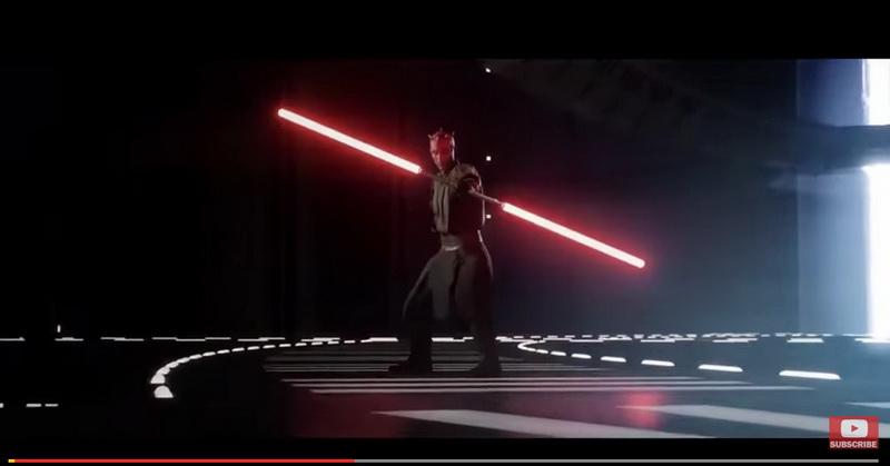 Trailer Game Star Wars Battlefront 2 Muncul di YouTube
