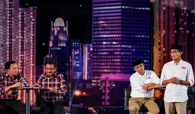 Hari Ini, Debat Final Pilgub DKI Bahas Tiga Permasalahan Pokok Jakarta