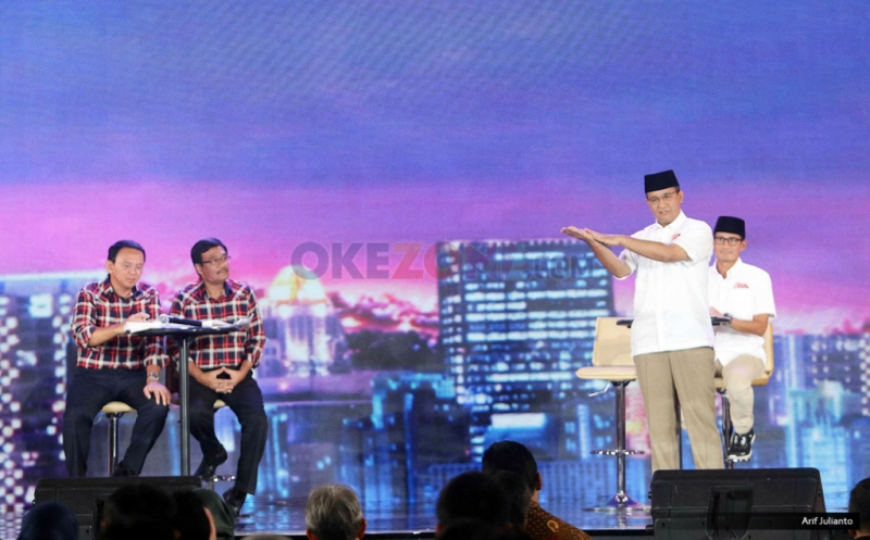 KPU DKI: Debat Final Jelaskan Bagaimana Paslon Realisasikan Program