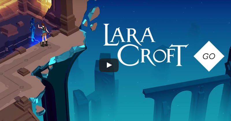 'Lara Croft Go: Mirror of Spirit' Sambangi iOS