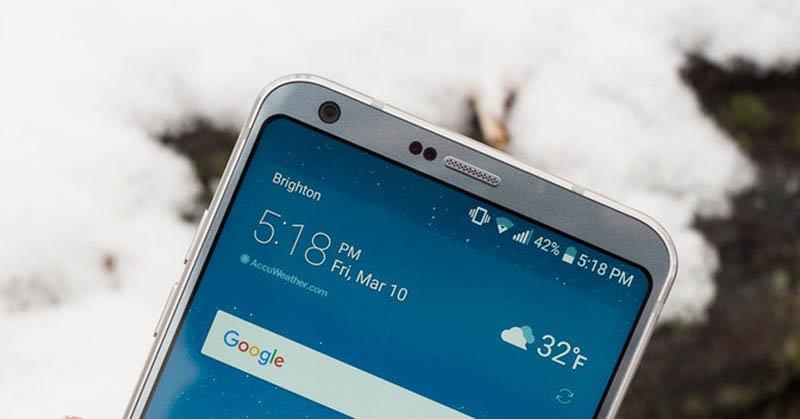 TOP TECHNO: LG G6 Miliki Fitur Serupa Galaxy S8