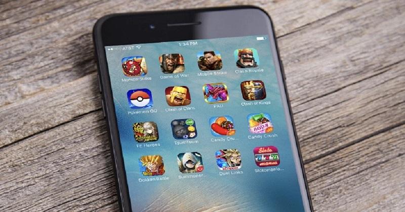 Wow, Pendapatan Game Mobile Menanjak 53% di Q1 2017