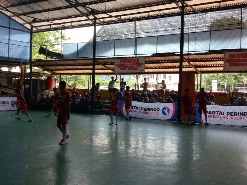Streaming Bola Futsal