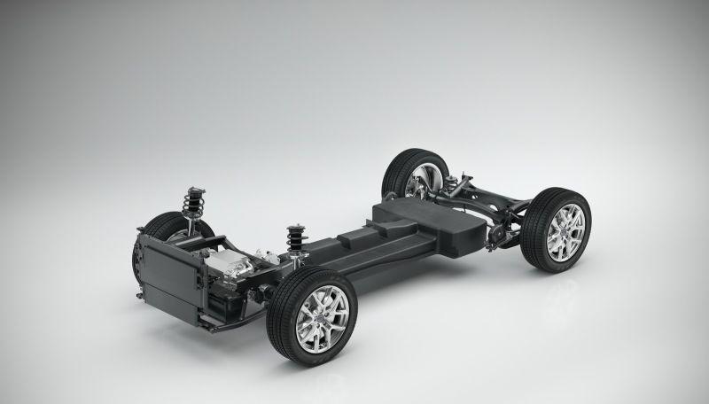 Mobil Listrik Pertama Volvo Diproduksi di China