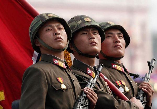 Diduga Hina Kim Jong-un, Tentara Korut Ditangkap