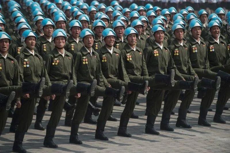 Sebut Kim Jong-un Seperti Pasien Rumah Sakit Jiwa, Tentara Korut Hadapi Hukuman Mati
