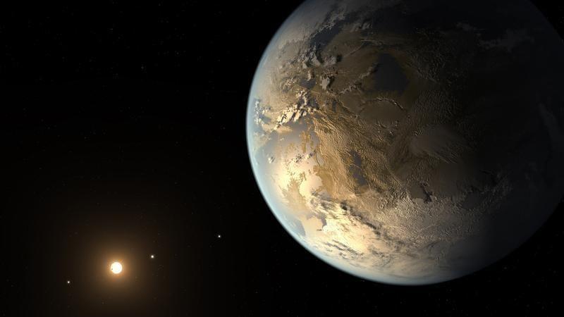 NASA Temukan Planet Mirip Tatooine di Film Star Wars