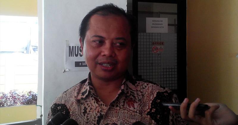 Ketua KPUD DKI Sumarno. (Foto: Fahreza Rizky/Okezone)
