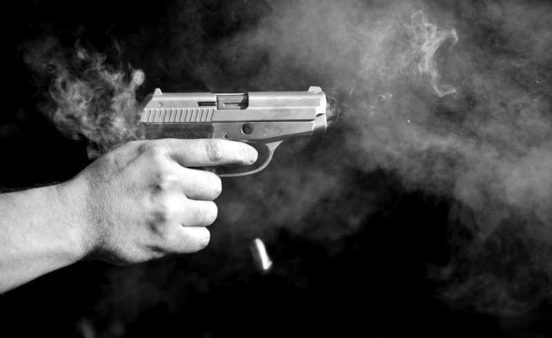 4 Pelaku Penembakan Posko Calon Bupati Pidie Ditangkap, 2 Senjata Api dan Sabu Disita