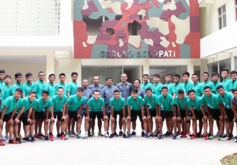Tampil di Turnamen Toulon 2017, Timnas Indonesia U19 Tergabung Bersama Brasil : Okezone Bola