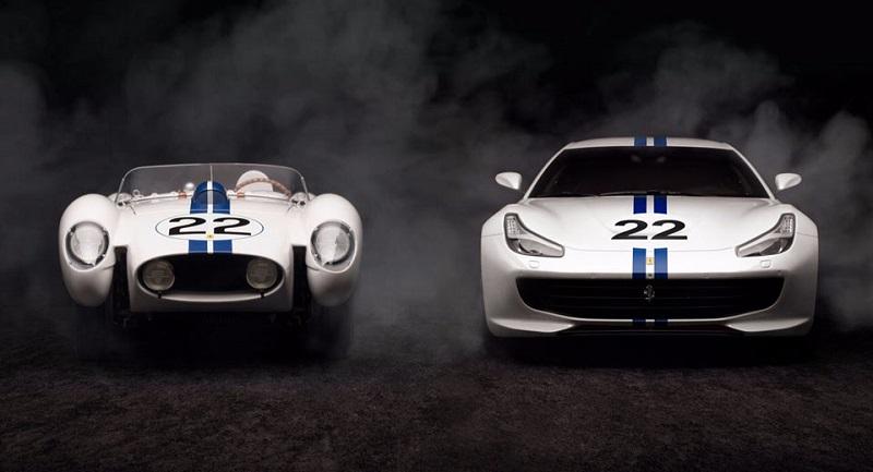 Ulang tahun Ferrari ke 70 tahun (Carscoops)