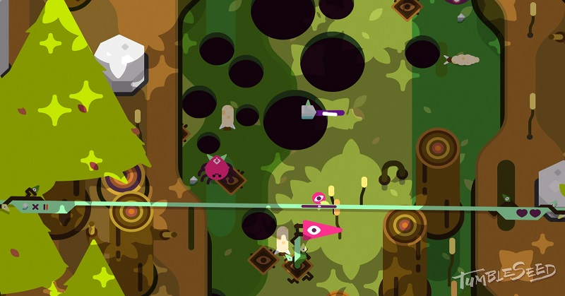 Game Indie 'TumbleSeed' Segera Sambangi Switch