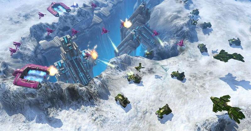 Halo Wars: Definitive Edition Bisa Dimainkan di PC Windows