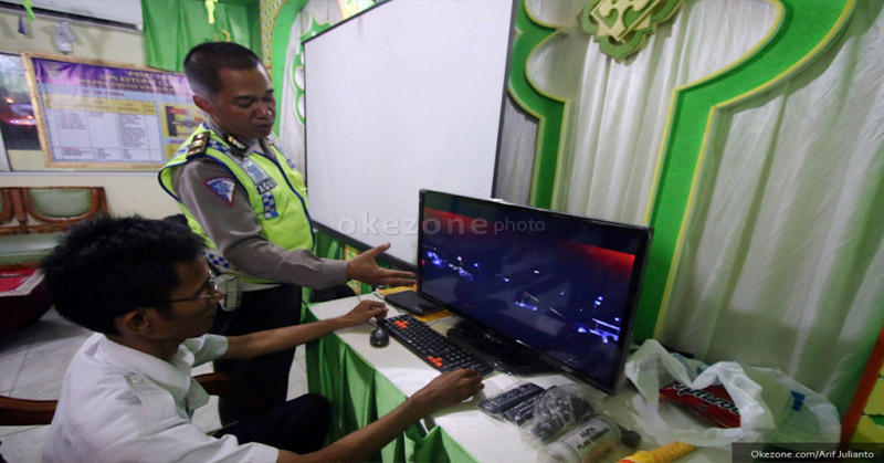 Oknum Aparat Pasang CCTV di Posko Anies-Sandi, Gerindra: Itu Penindasan