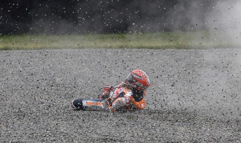 Soal Kegagalan Marquez di GP Argentina 2017, Ini Komentar Rossi