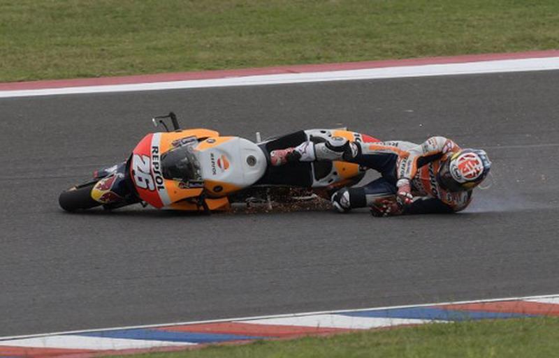 Usai Marquez, Suppo Juga Sayangkan Pedrosa Gagal Finis di GP Argentina
