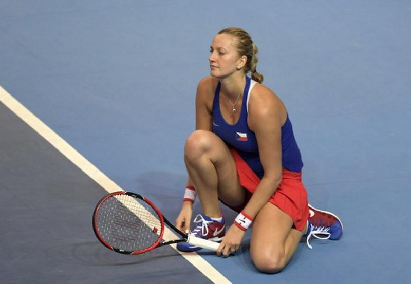 Belum Pulih Benar, Petra Kvitova Daftarkan Diri Tampil di Prancis Open 2017