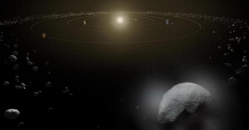 Besok, Asteroid Dijuluki 'The Rock' Bakal Dekati Bumi