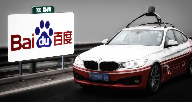 Kerja sama Baidu BMW dalam pengembangan mobil tanpa sopir (CBN)