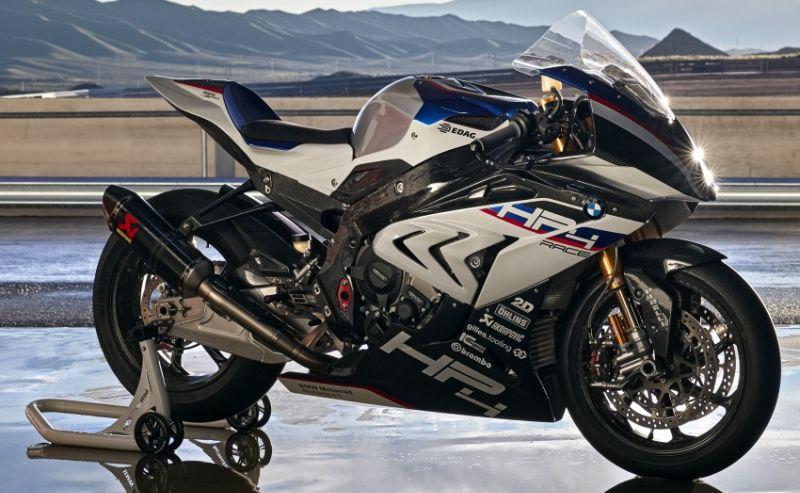 BMW Motorrad HP4 Race (Paultan)
