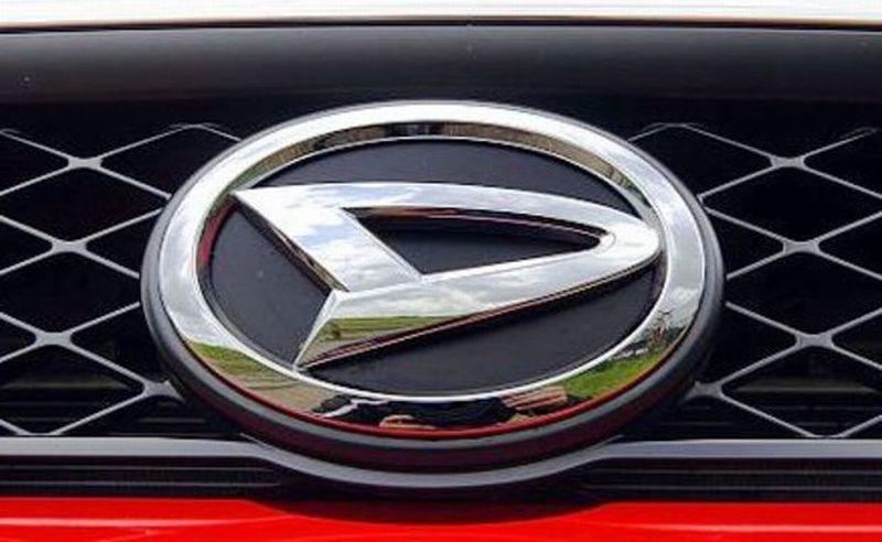 Logo mobil Daihatsu (Ipravda)