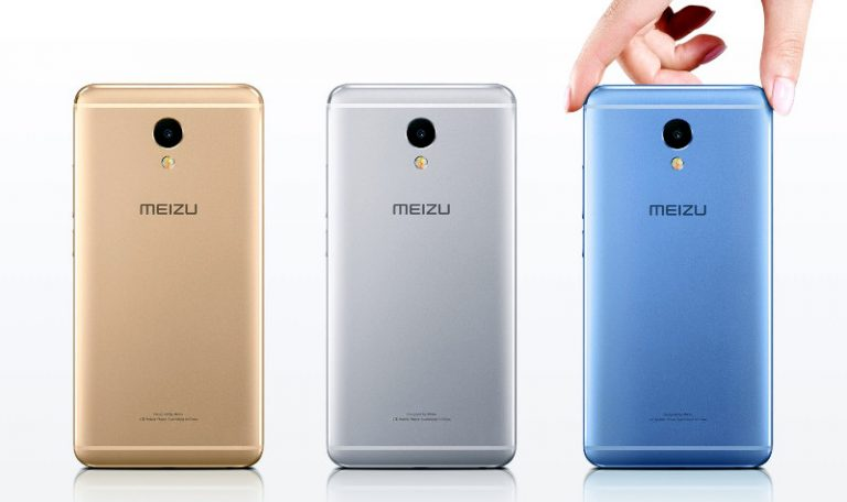 Meizu M5 Note (Foto: Ist)