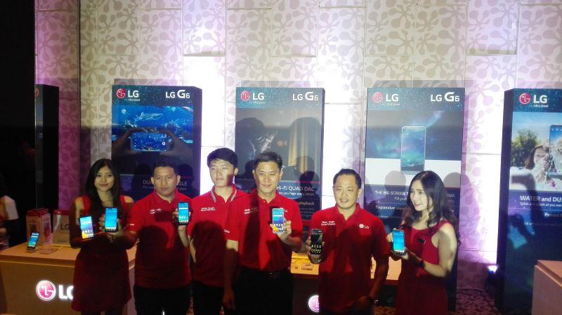 LG Targetkan 20% Kuasai Pasar Smartphone Premium di Indonesia