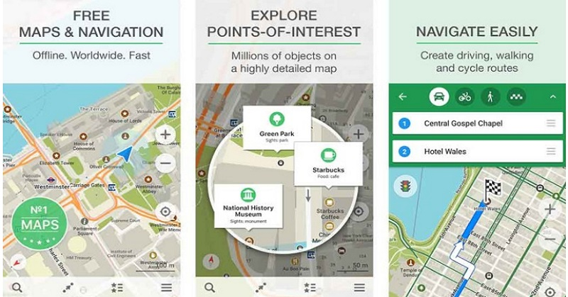 Selain Google Maps, Aplikasi Ini Bisa Digunakan untuk Navigasi (2-Habis)