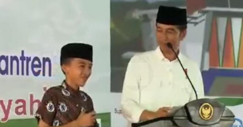TOP TECHNO: Netizen Heboh 'Kembaran' Presiden Jokowi di Cirebon