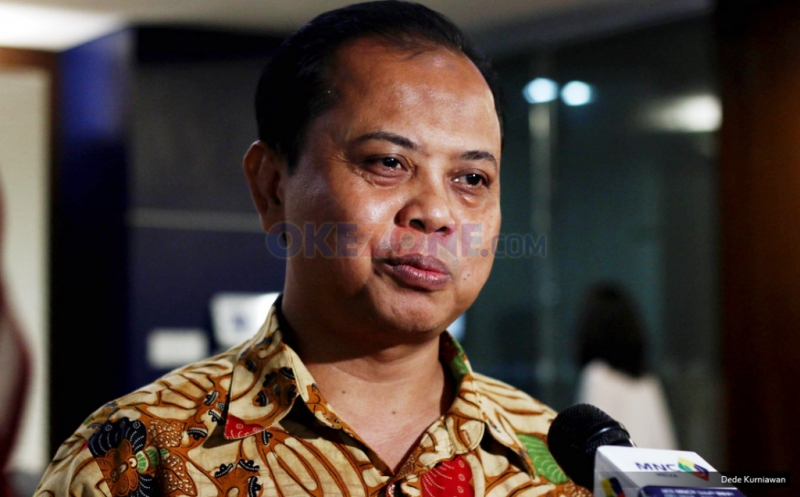 Ketua KPU DKI Sumarno (Foto: Okezone)