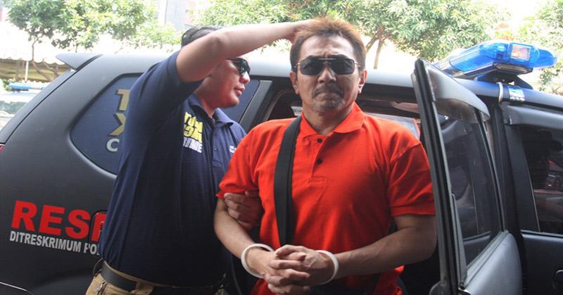 Gatot Brajamusti Divonis Delapan Tahun Penjara