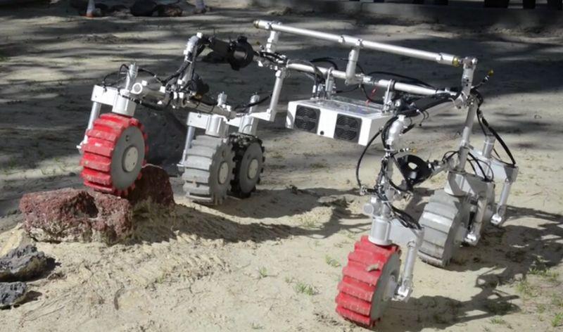 Peneliti Gunakan Robot untuk Temukan Kehidupan Alien