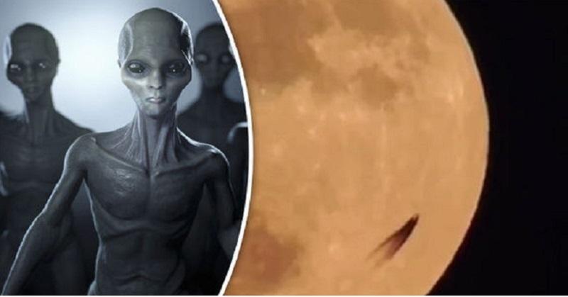 Misteri Objek Terekam Lintasi Bulan Diklaim Telah Terpecahkan