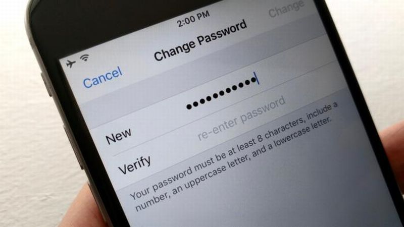 Trik Membuat Password iCloud yang Aman