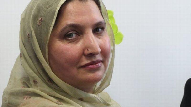Ibunda Malala Yousafzai, Toor Pekai. (Foto: BBC)
