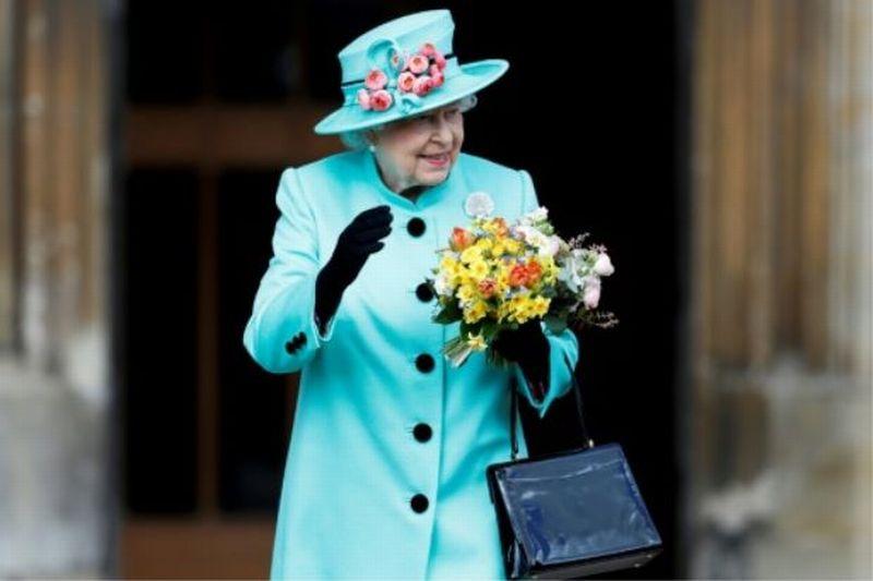 Ratu Elizabeth II pada hari ini merayakan ulang tahunnya yang ke-91 (Foto: AFP)